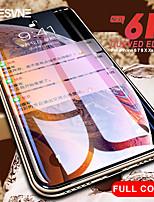 Недорогие -6d защитное стекло для iphone 6 6s 7 8 плюс стекло xr x xs полная крышка iphone xs max защитная пленка из закаленного стекла