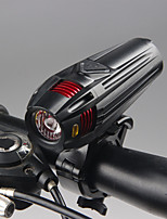 Недорогие -Светодиодная лампа Велосипедные фары Передняя фара для велосипеда Горные велосипеды Велоспорт Велоспорт Водонепроницаемый Супер яркий Портативные Прочный Литий-ионная 300 lm Работает от USB Батарея