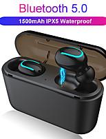 Недорогие -LITBest LX-BQ32 TWS True Беспроводные наушники Беспроводное EARBUD Bluetooth 5.0 С микрофоном