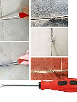 Недорогие -инструмент для очистки просветов керамической плитки вольфрамовая сталь шлицевая конусный разъем очиститель конус
