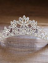 Недорогие -Жен. Мода Свадьба Принцесса Сплав крошечный бриллиант Гребни Свадьба