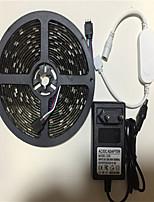 Недорогие -5 метров Гибкие светодиодные ленты / Наборы ламп / RGB ленты 150 светодиоды SMD5050 1 адаптер x 12V 3A RGB Контроль APP / Творчество / Для вечеринок 100-240 V 1 комплект