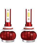 Недорогие -2 шт. 9-36 В 36 Вт 3800lm 6000 К автомобиль удара автомобиля туман светодиодные лампочки models9006 / hb4