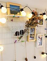 Недорогие -светодиодные ленты шарик фея струнные огни 5 м вечеринка xmas свадьба декор дома праздник лампа глобальный гирлянда светодиодные гибкие световые полосы