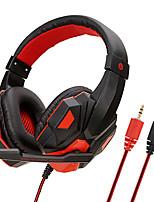Недорогие -наушники sy830 проводная стереогарнитура игровые наушники для компьютера с микрофоном для PS4 / Xbox One / ПК
