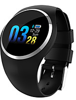 cheap -Q1 Unisex Smartwatch Android iOS Bluetooth Waterproof Heart Rate Monitor Blood Pressure Measurement Distance Tracking Information Pedometer Call Reminder Activity Tracker Sleep Tracker Sedentary