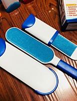 Недорогие -Собаки Коты Чистка пластик Щетки Складной Мягкий Оранжевый Серый Синий 2