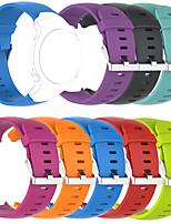 Недорогие -Запястье для Garmin подхода S3 GPS часы высокого качества силиконовые замена ремешок для часов с инструментом