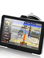 Недорогие -7inch 256mb 8gb hd windows ce 6.0 сенсорный экран автомобильный грузовик gps навигатор