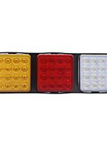Недорогие -грузовой автомобиль с прицепом задний фонарь поворота / торможения / задний фонарь комбинированный свет 12v modelsd4384