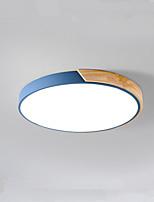 Недорогие -5-Light Цилиндр Потолочные светильники Рассеянное освещение Окрашенные отделки Металл LED 110-120Вольт / 220-240Вольт Теплый белый / Белый