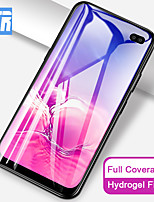 cheap -3d curved edge soft hydrogel film for samsung galaxy s10 s8 s9 plus note 9 8 s10e full cover protective screen protector film