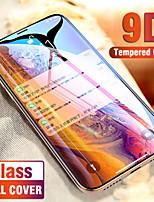 Недорогие -9d клей закаленное стекло для iphone xs max 6 7 8 плюс x r rx sx iph aiphone xmax xmas 7plus 8plus защитная пленка экрана