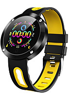 Недорогие -dm58plus умные часы мужчины монитор сердечного ритма артериальное давление несколько трекер bluetooth smartwatch ip68 водонепроницаемый