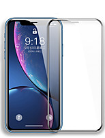 Недорогие -applecreen protectoriphone xr протектор экрана высокой четкости (hd) 1 шт. закаленное стекло