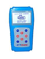 Недорогие -xd601 авто считыватель кодов данных автомобильный диагностический сканер инструмент grebest считыватель кодов автомобилей сканер диагностический инструмент сканер диагностический инструмент obd2 /