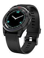 Недорогие -W18 Мужчины Смарт Часы Android iOS Bluetooth Водонепроницаемый Сенсорный экран Пульсомер Измерение кровяного давления Спорт
