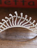 Недорогие -Жен. Свадьба Принцесса Сплав крошечный бриллиант Гребни Украшения для волос Подвески для волос Свадьба