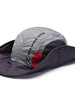 Недорогие -Муж. Классический Шляпа от солнца Хлопок,Галактика Оранжевый Красный Коричневый