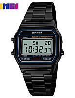 Недорогие -Skmei 1123 мужские спортивные часы водонепроницаемые светодиодные цифровые электронные часы