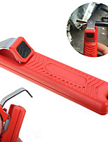 Недорогие -клещи для зачистки резиновых кабелей обжимной инструмент 8-28мм
