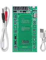 Недорогие -KAISI K-9202 зарядное устройство для активации зарядки аккумулятора для iphone x 8g 7g 6s контур обратной связи для тестирования кабеля
