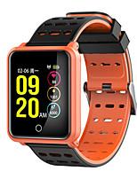 Недорогие -cm05 Bluetooth-гарнитура смарт-часы спортивные шаг IP68 водонепроницаемый обнаружения сердечного ритма умный браслет