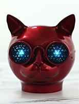 Недорогие -T8 динамик кошка голова Bluetooth динамик переносной колонки громкоговоритель мини-милый динамик с поддержкой микрофона TF карта