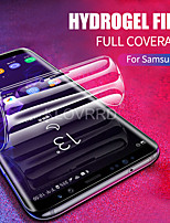 cheap -soft full cover screen protector for samsung galaxy s10 plus s10e s8 s9 plus s7 edge a6 a8s 2018 note 9 8 hydrogel film sticker