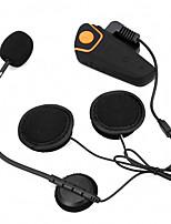 Недорогие -Bluetooth-гарнитура громкой беспроводной мотоциклетный шлем интерком с автоматическим обнаружением