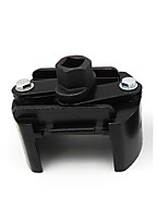 Недорогие -Авто инструменты для ремонта автомобиля регулируемый двусторонний масляный фильтр гаечный ключ инструмент с 2 челюсти для удаления инструмента 80-105 мм