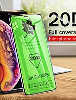 Недорогие -20d полное покрытие закаленное стекло на для iphone x xs 7 8 6 плюс защитная пленка для iphone xr xs max защитное стекло пленки