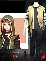 Недорогие -Вдохновлен Идентичность V Косплей Аниме Косплэй костюмы Японский Косплей Костюмы Пальто / Кофты / Брюки Назначение Муж.