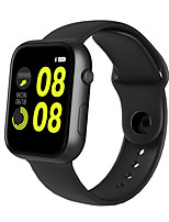 Недорогие -Смарт Часы Цифровой Современный Спортивные силиконовый 30 m Защита от влаги Пульсомер Bluetooth Цифровой На каждый день На открытом воздухе - Черный Белый Синий