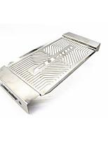 Недорогие -нержавеющая сталь мотоцикл радиатор резервуар для воды защитная крышка для Honda Cb400 VTEC 1-5 поколения 99-14