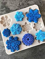 Недорогие -2pcs Полный силикон для тела Творческая кухня Гаджет Для торта Формы для пирожных Инструменты для выпечки