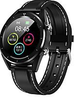Недорогие -Dt28 Smart Watch BT Поддержка фитнес-трекер уведомить / монитор сердечного ритма Спорт Bluetooth SmartWatch совместимые телефоны IOS / Android