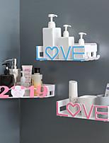 Недорогие -Аксессуар для хранения Водонепроницаемый / Творчество / Аксессуар для хранения Modern пластик 1шт - Инструменты безопасность ванной