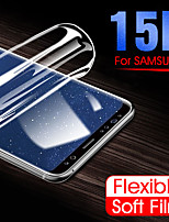 cheap -15d full cover soft hydrogel film for samsung galaxy s8 s9 note 8 9 screen protector for samsung s9 s8 s7 s6 edge plus not glass