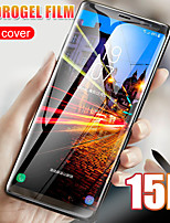 cheap -15d full cover hydrogel film for samsung galaxy s6 s7 edge s10e s8 s9 s10 plus screen protector film note 8 9 protective film