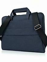 Недорогие -рюкзаки / сумки / чехол для macbook одноцветный холст для macbook air 11 дюймов / macbook 12 ''