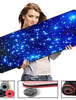 Недорогие -litbest игровой коврик для мыши 300 * 600 * 3 300 * 700 * 3 300 * 800 * 3 350 * 600 * 2 300 * 800 * 2 см резиновые