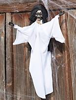 Недорогие -Праздничные украшения Украшения для Хэллоуина Декоративные объекты Декоративная Белый 1шт
