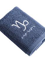Недорогие -Высшее качество Полотенца для мытья, геометрический Хлопко-льняная смешанная ткань Ванная комната 1 pcs