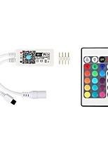 Недорогие -Мини Wi-Fi светодиодный контроллер RGB для световых полос светодиодный смарт-беспроводной контроллер, совместимый с Алексой Гугл домой
