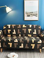 Недорогие -Накидка на диван С принтом С принтом Полиэстер Чехол с функцией перевода в режим сна