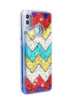 Недорогие -чехол для huawei p20 lite huawei p30 чехол для телефона тпу материал окрашены узором плывун и чехол для телефона huawei p30 lite