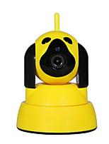 Недорогие -wifi беспроводной монитор щенка домашней сети смартфон удаленного HD камера видеонаблюдения 1 мегапиксельная ip-камера внутренняя поддержка 32 ГБ