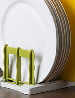 Недорогие -Высокое качество с Пластик Полки и держатели Необычные гаджеты для кухни Кухня Место хранения 1 pcs