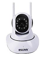 Недорогие -мясо G02 двойной антенна 720p панорамирование / наклон ИК-камера WiFi IP видео монитор поддержка ONVIF